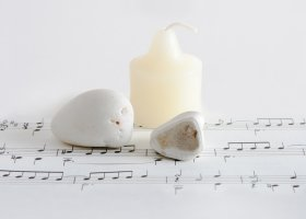 Music and a Candle